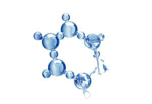 кластер воды, klaster vodi