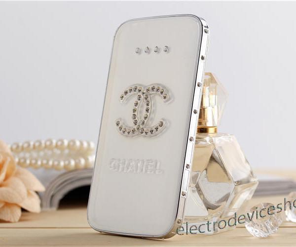 Power Bank Chanel Cristal белый 8800 mAh10